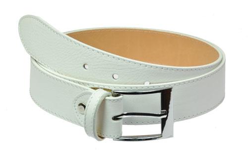 accaddd1aa0 ceinture cuir blanc femme - Ceintures - fimasinternational.fr